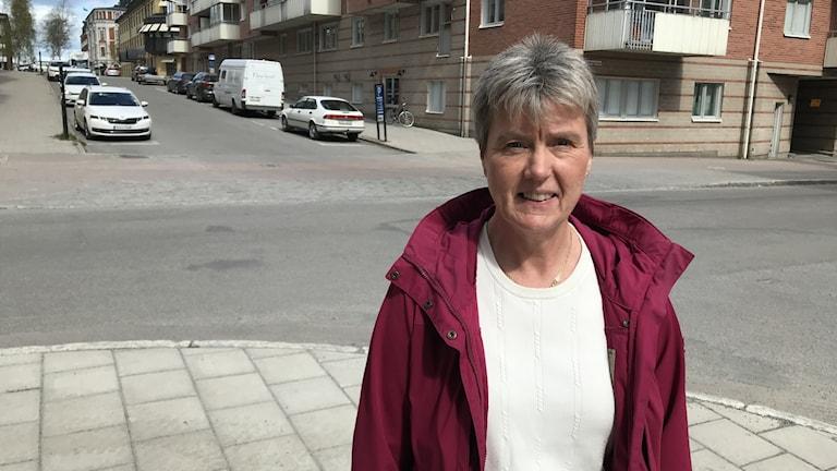 Åsa Engström, intensivvårdssjuksköterska och professor i omvårdnad.