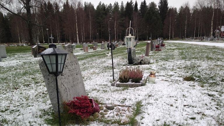 Ljus p graven en levande tradition p4 norrbotten for Radio boden 98 2 mhz