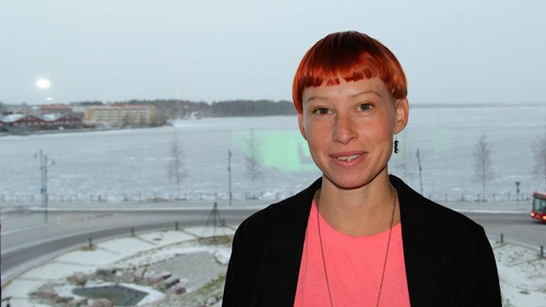 Linda Moestam, RFSL. Foto: Anton Åström.