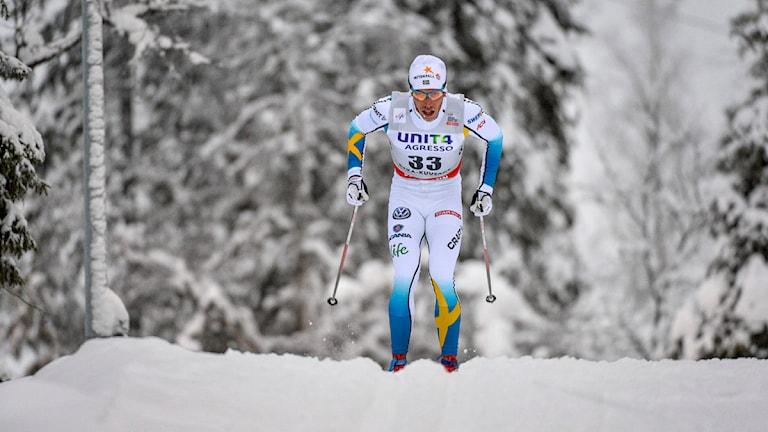 Marcus Hellner. Foto: Anders Wiklund/TT