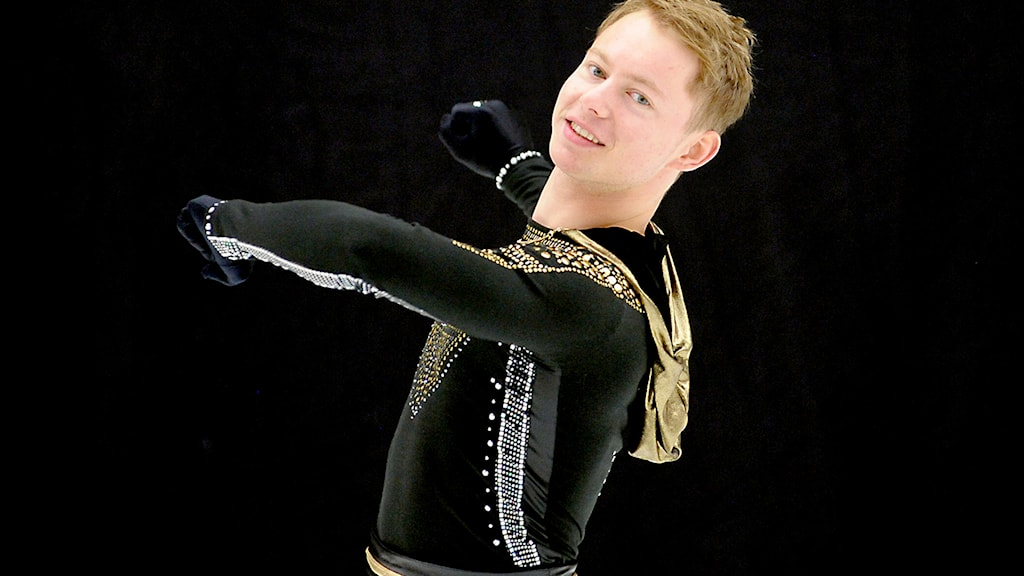 Alexander Majorov. Foto: Alf Lindbergh/Pressbilder.