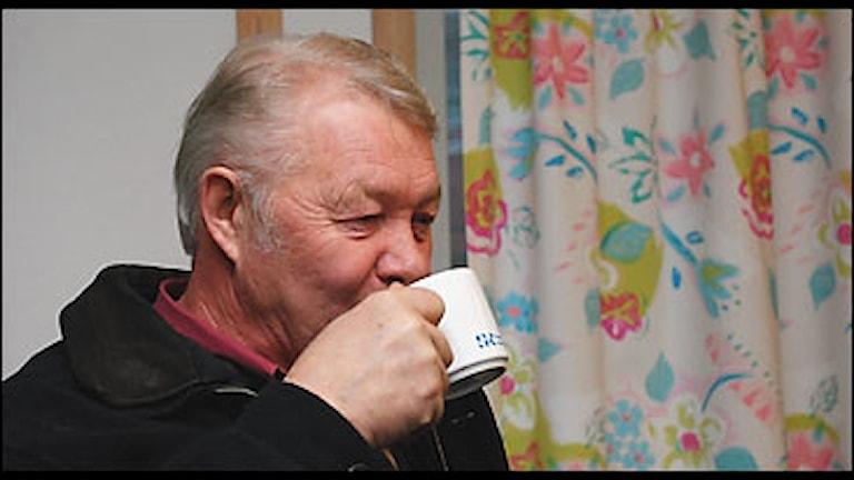 Leif Gramner (KD). Foto Stig-Arne Nordström/Sveriges Radio.