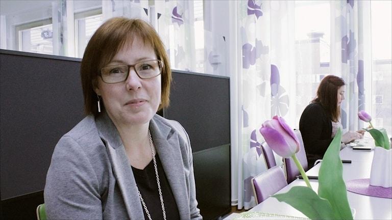 Kristina Bäckström (C). Foto Stig-ArneN