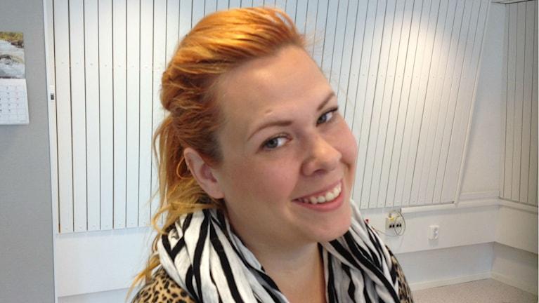 Maya Bergström Wuolo. Foto: Tova Nilsson/Sveriges Radio
