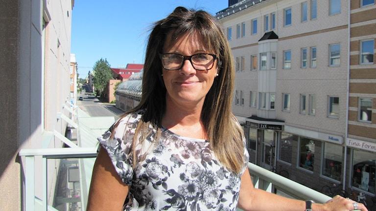 Ingrid Nilsson. Foto: Turi Wennberg/ Sveriges Radio