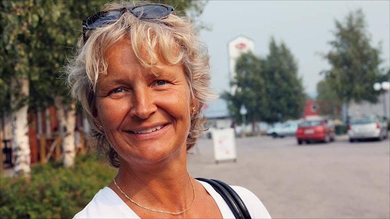 Britta Flinkfeldt socialdemokratiskt kommunalråd i Arjeplog