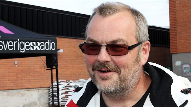 Harry Rantakyrö, Socialdemokraterna i Pajala. Foto Stig-Arne Nordström/Sveriges Radio.