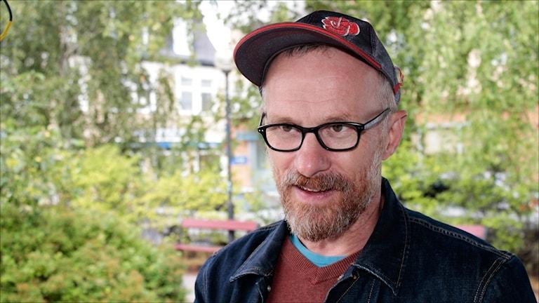Peter Waara (S) Haparanda. Foto Stig-Arne Nordström/Sveriges Radio.