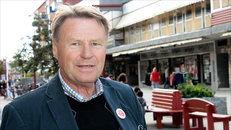 Inge Andersson.