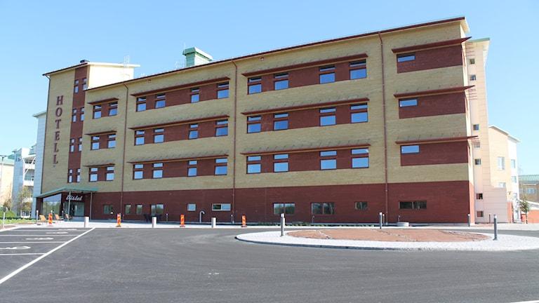 Patienthotellet Hotell Vistet vid Sunderby sjukhus