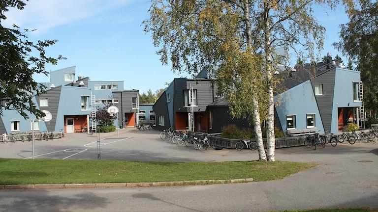 Kråkbergsskolan i Sunderbyn i Luleå