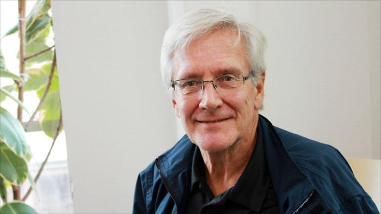 Hans Chrunak. Foto: Stig-Arne Nordström/Sveriges Radio.