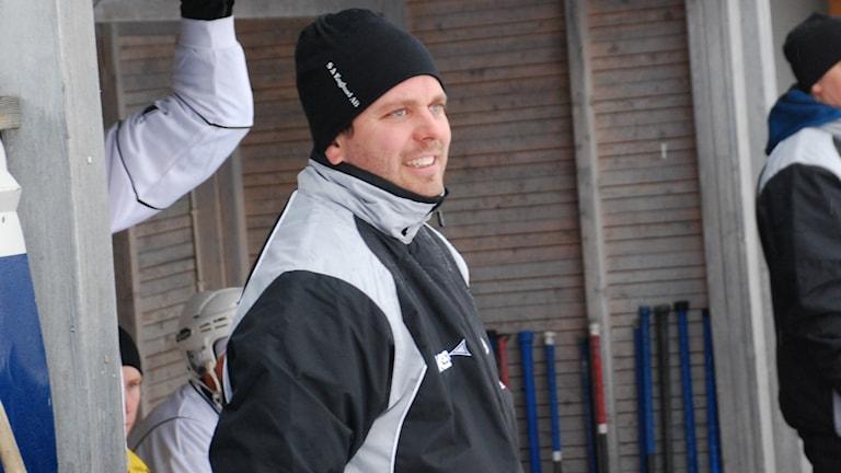 Mats Rönnqvist tränare i Kalix Bandy