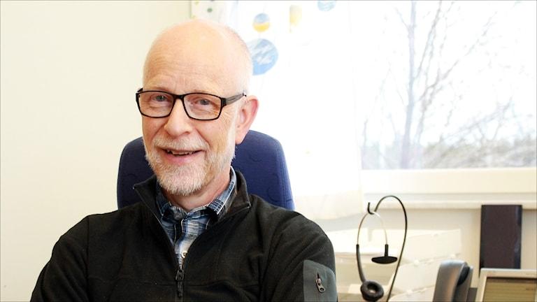 Anders Österlund NLL. Foto Stig-Arne Nordström/Sveriges Radio.