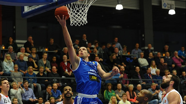 Alexandros Sigkounas LF basket