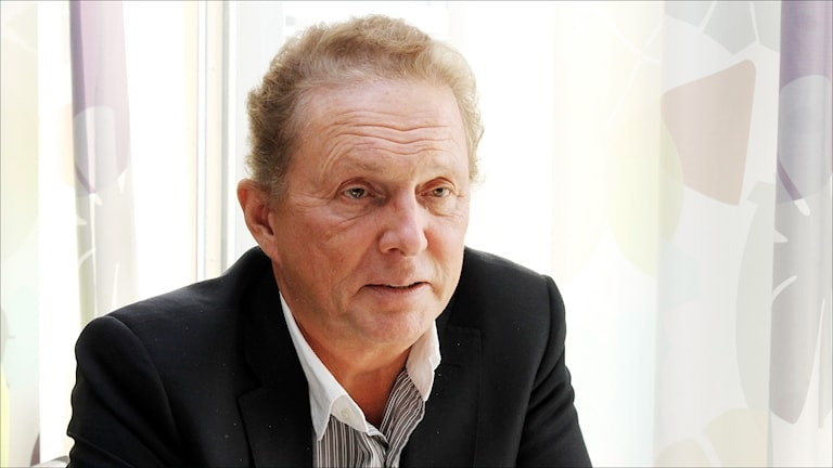Kenneth Backgård, Norrbottens Sjukvårdsparti.