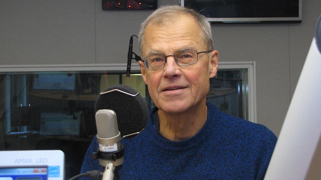 Rune Westerlund. Foto: Anneli Lindbäck/Sveriges Radio