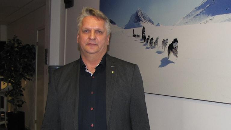Kurt Wennberg (s) Pajalas avgående kommunalråd