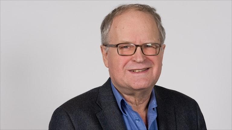 Niklas Jälen mångårig reporter vid Sveriges Radio Norrbotten.