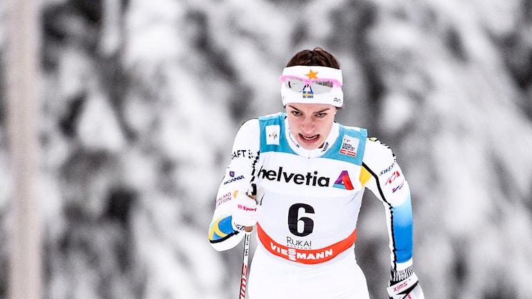 Sofia Henriksson. Arkivfoto Anders Wiklund / TT