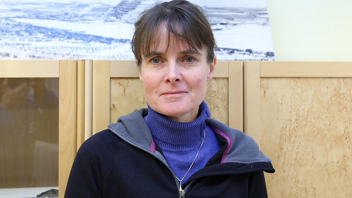 Åsa Persson, bergmästare.