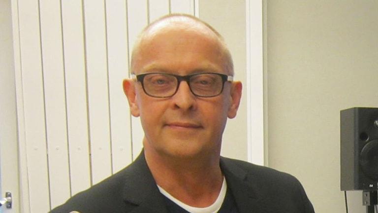 Göran Nilsson, marknadsområdeschef Arbetsförmedlingen Norra Norrland. Foto: Sveriges Radio