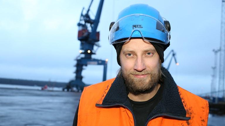 Mats Johansson, kranförare