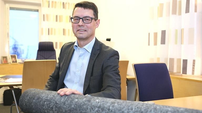 Leif Boström vd LKAB Minerals