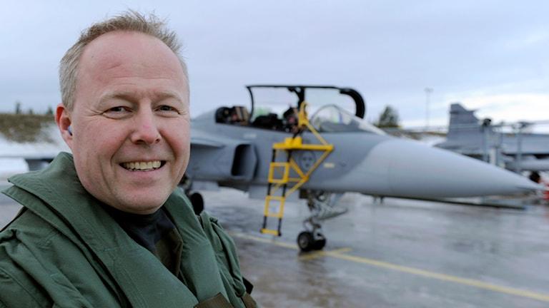Carl-Johan Edström. Foto: F21