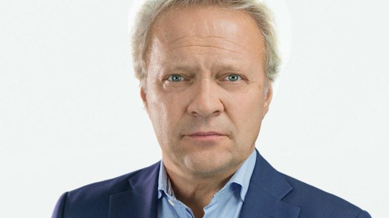 Carl-Johan Linér, divisionschef för ABB Power Products i Sverige.