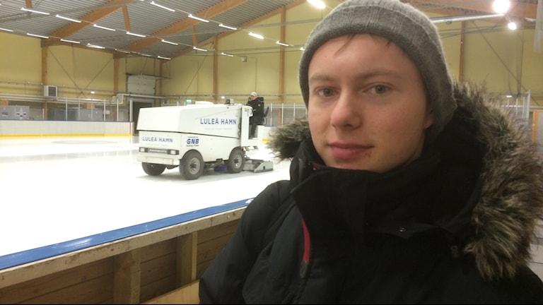 Alexander Majorov. Foto: Lena Callne/Sveriges Radio.
