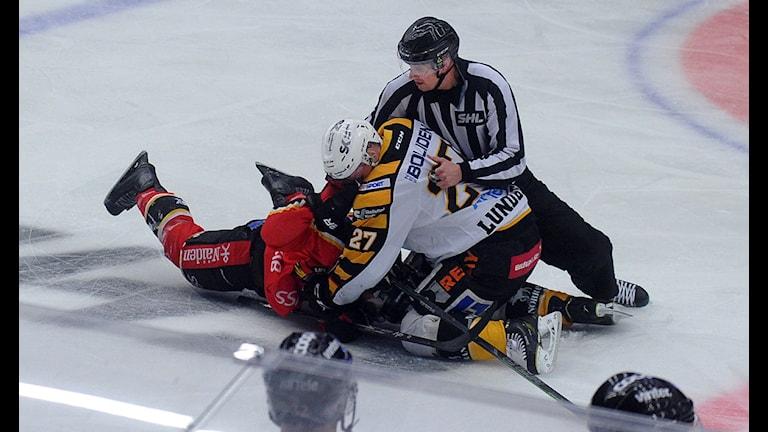 Luleå Hockey-Skellefteå. Foto: Alf Lindbergh/Pressbilder.