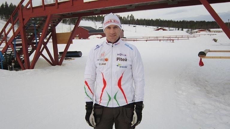 Magnus Ingesson Charlotte Kallas tränare