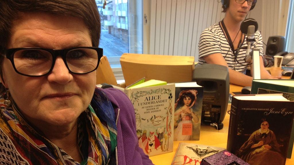 Agneta Krohn Strömshed. Foto: Tova Nilsson/Sveriges Radio