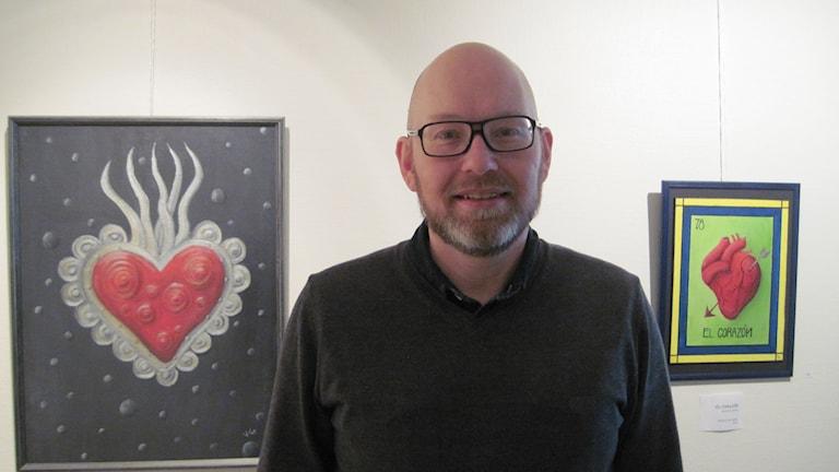 Jonas Thörnqvist, biträdande Landstingsdirektör. Foto: Jessica Tervaniemi/Sveriges Radio