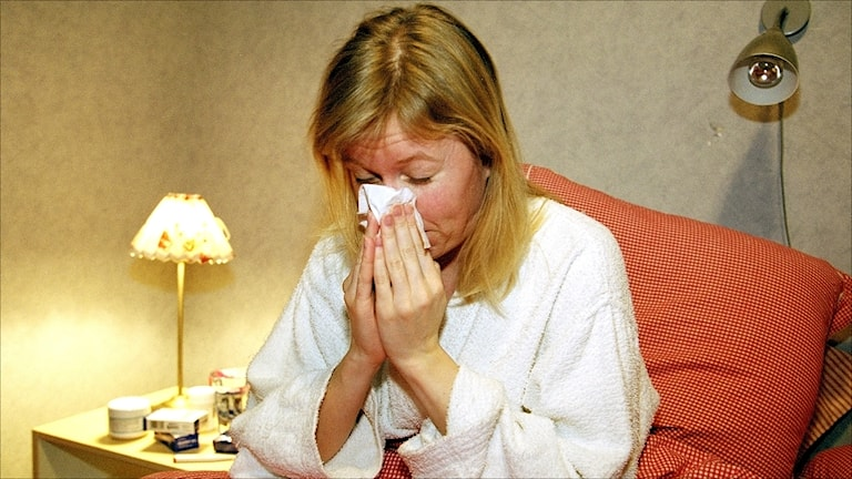 Influensatider. Foto Erik G Svensson /TT