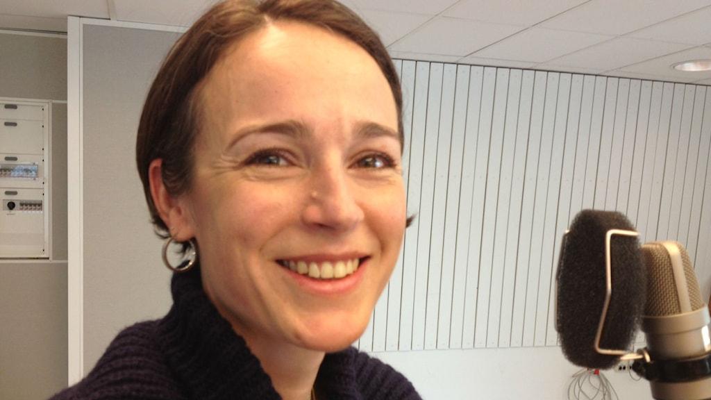 Anna Kowal. Foto: Tova Nilsson/Sveriges Radio