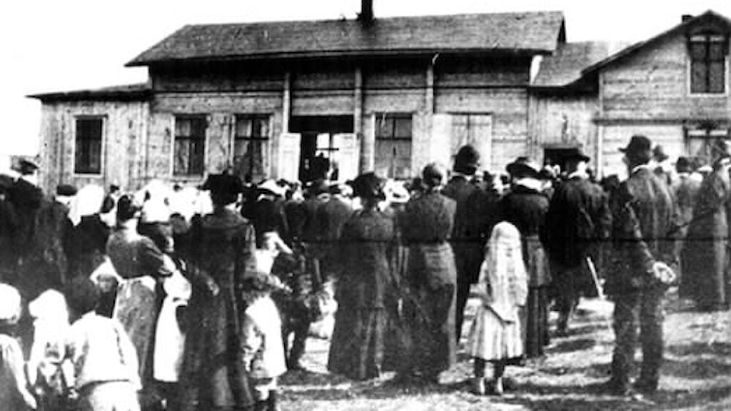 Seskarökravallerna 1917