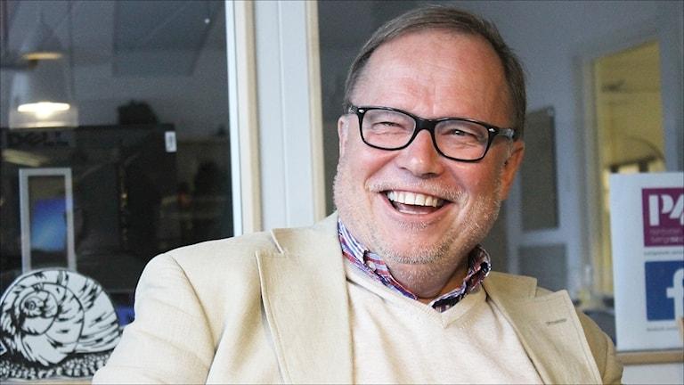 Yelverton Tegner. Foto Stig-Arne Nordström / Sveriges Radio.