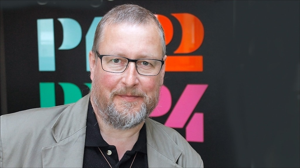 Torbjorn Lindahl,komminister i Svenska Kyrkan. Foto Stig-Arne Nordström / Sveriges Radio.