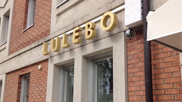 Lulebos kontor i Luleå. Foto: Hjalmar Lindberg/Sveriges Radio