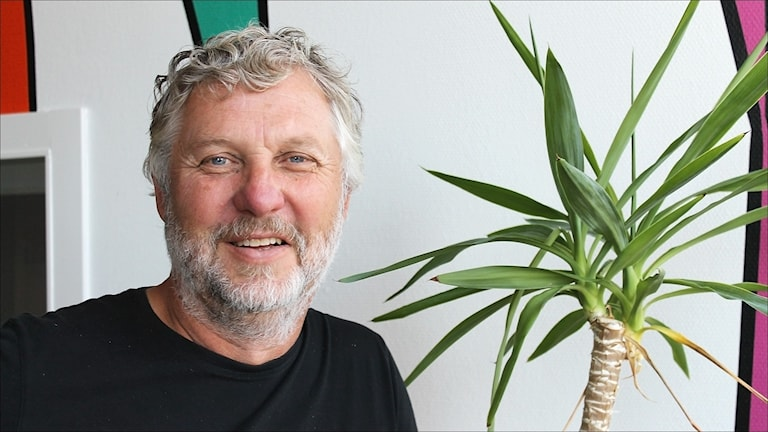 Peter Eriksson (MP) europaparlamentariker. Foto Stig-Arne Nordström / Sveriges Radio.