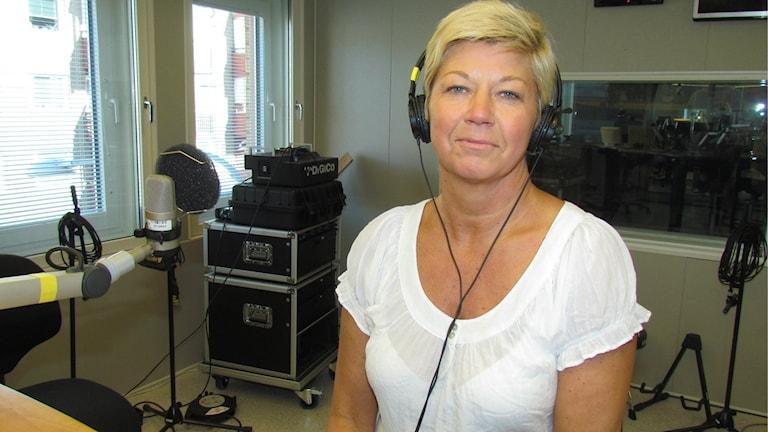 Helen Wiklund Wårell, fritidschef Luleå Kommun.