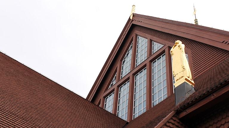 Kiruna kyrka. Foto:
