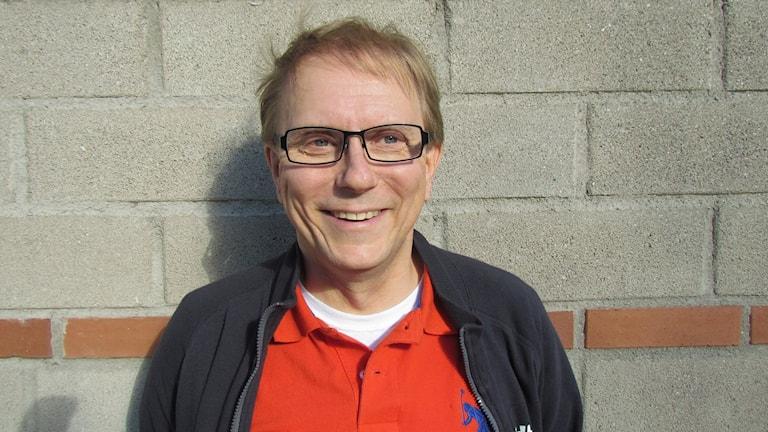Håkan Kohkoinen är byggnadsingenjör på Luleå stift. Foto: Jon Hedström