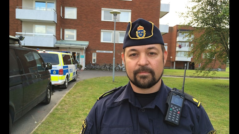 Christer Åström polis