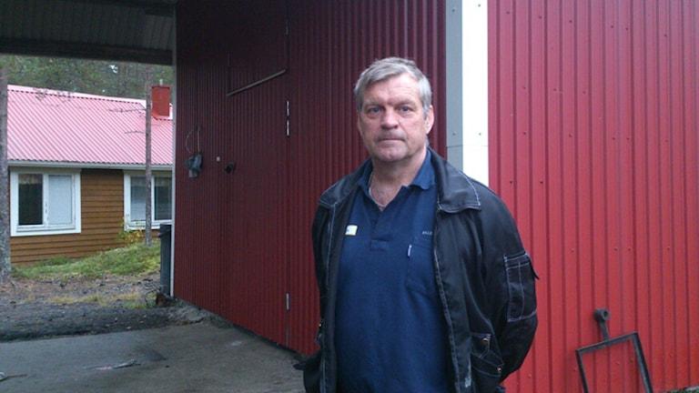 Ove Strömbäck. Foto: Privat