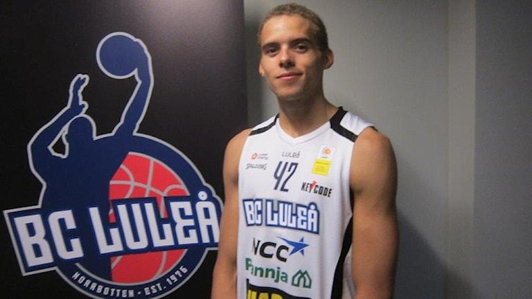 Denzel Andersson BC Basket