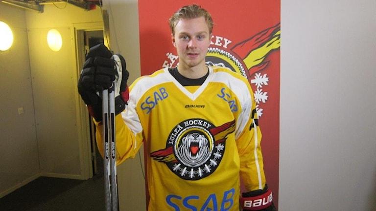 Lucas Wallmark Luleå Hockey