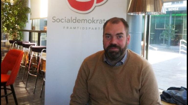 Tudelade känslor om demostrationerna i Haparanda och Torneå. Foto: Sebastian Wiklander/Sveriges Radio.